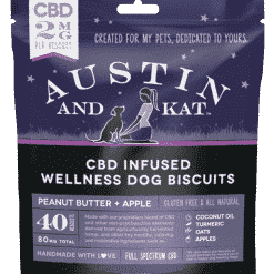 CBD INFUSED WELLNESS PET BISCUITS