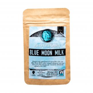 Blue Moon Milk Pacaging