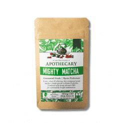 MIGHTY MATCHA