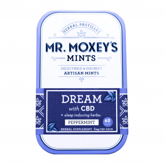 Dream CBD Infused Mints