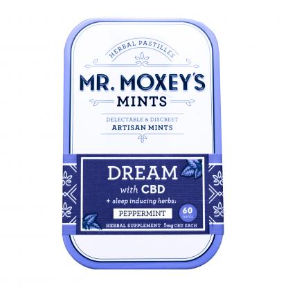 Dream CBD Infused Mints