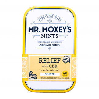 Mr. Moxey's Relief Mints