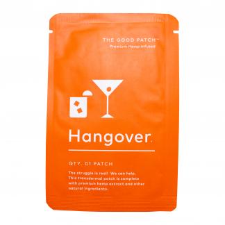 Hangover Hemp Infused CBD Patches