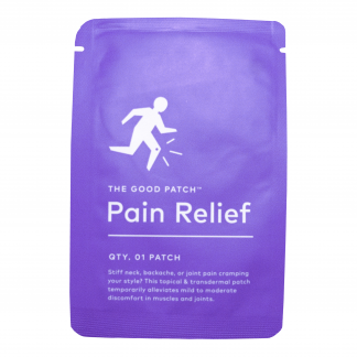 Pain Relief Hemp Infused CBD Patches