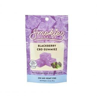 Blackberry Smokiez CBD Gummiez
