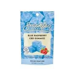 CBD GUMMIEZ – BLUE RASPBERRY