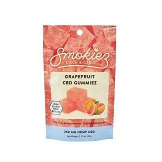 Grapefruit CBD Gummiez
