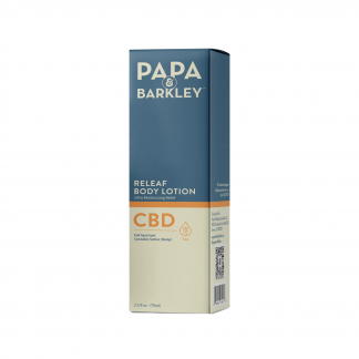 Papa & Barkley Releaf Body Lotion