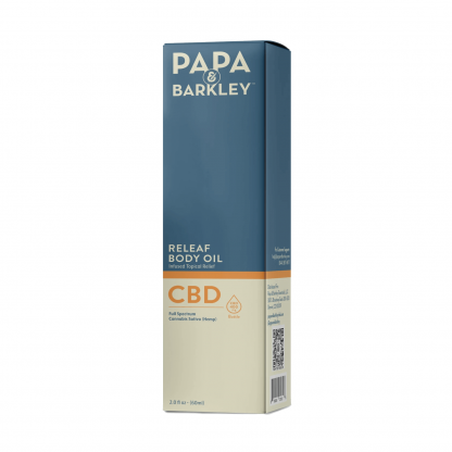 apa & Barkley Releaf Body Oil