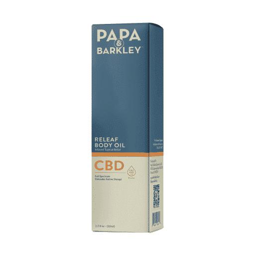 apa & Barkley Releaf Body Oil