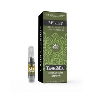 Relief Vape Cartridge