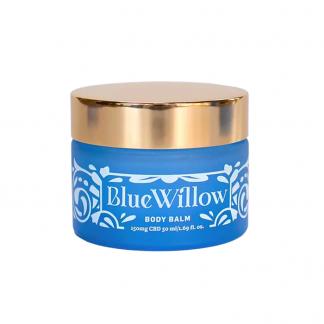 Blue Willow CBD Body Balm
