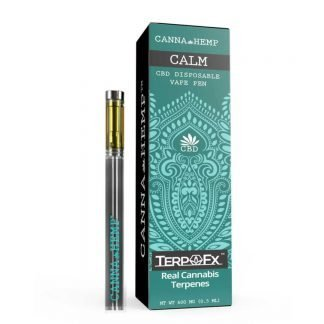 Canna Hemp's Calm Disposable Vape Pen