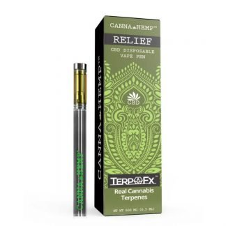 Disposable Vape Pen relief