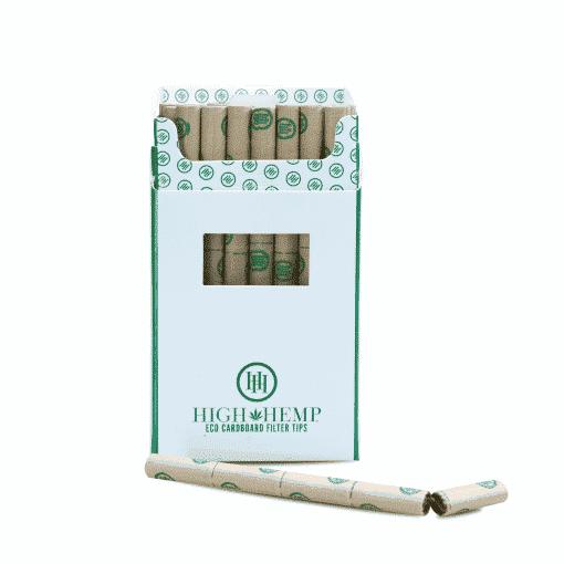 High Hemp Cardboard Filter Tips