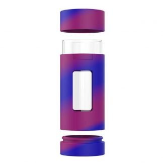 Blue/Purple Pruf 2 In 1 Silicone Jar