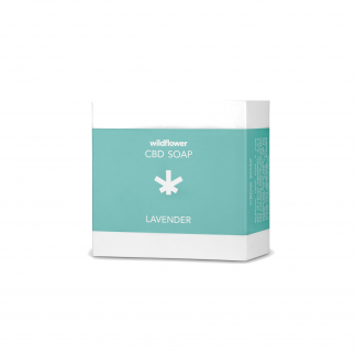 Lavender CBD Soap