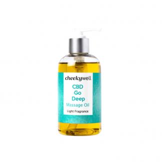 Cheekywell Massage Oil