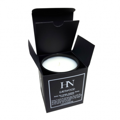 High Notes Candle Box Top