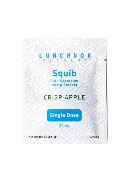 Lunchbox Alchemy Squibs Crisp Apple