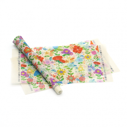 Papers and Ink Organic Papers Fiesta Flowers