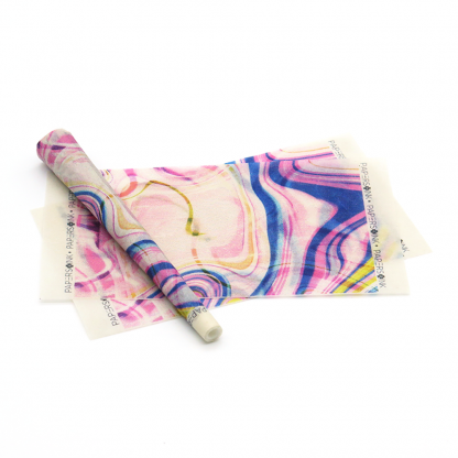 Papers and Ink Organic Papers Gucci Swirls