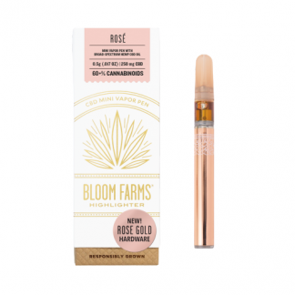 Bloom Farms Rosè Mini Vapor Pen
