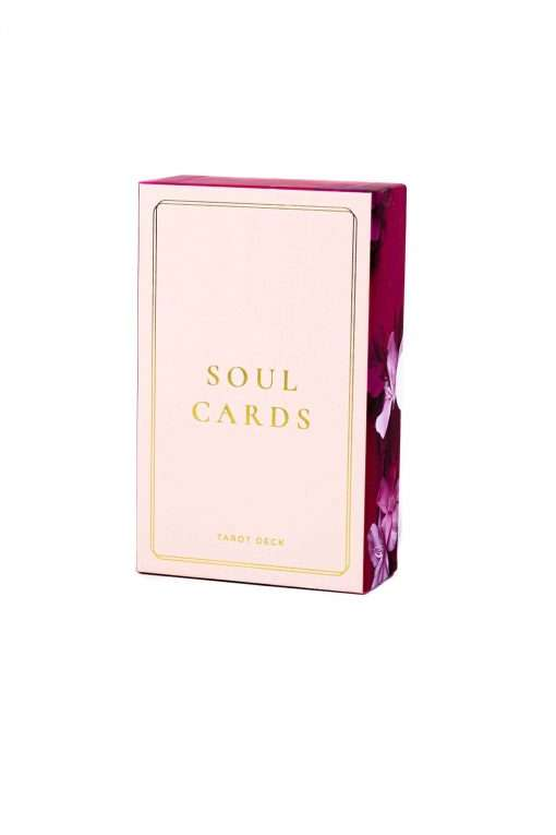 Soul Cards Custom Tarot Cards Box