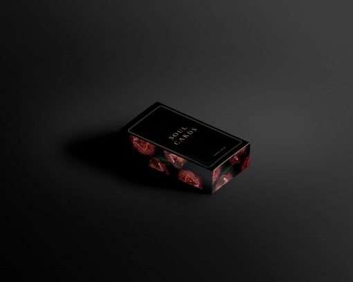 Sould Cards Tarot Midnight Black Cards