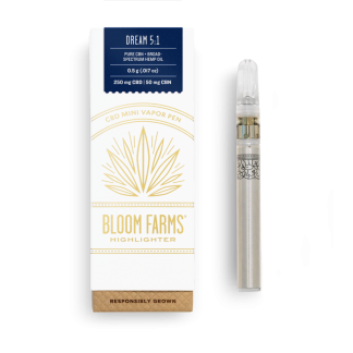 Bloom Farms Dream 5:1 Mini Vapor Pen