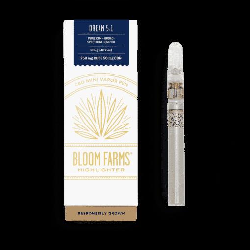 Bloom Farms Dream 5:1 Mini Vapor Pen