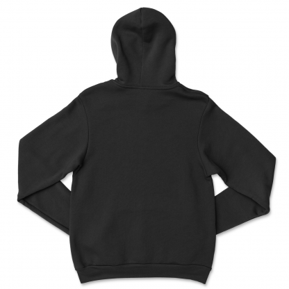 Unisex Sponge Fleece Pullover Hoodie Good Fix, No High Back