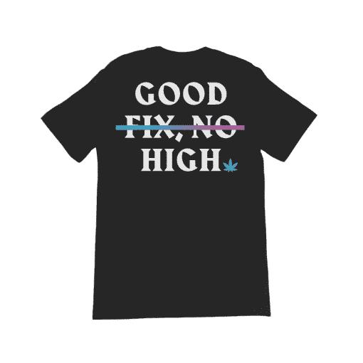 Good Fix, No High Back Tee