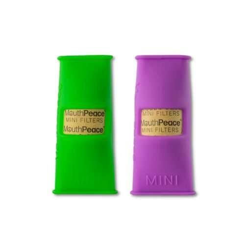 maryjae moose labs mini filter green og purple haze